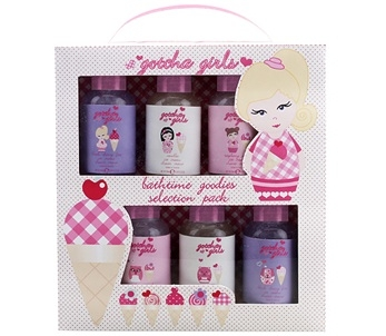 Baylis & Harding Gotcha Girls 6pc. set