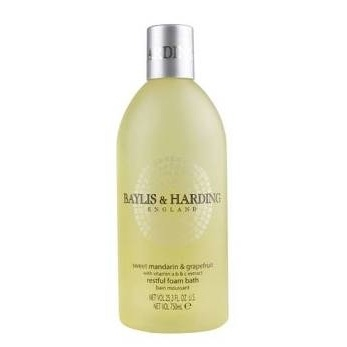 Baylis & Harding Sweet Mandarin & Grapefruit Bath Foam (750ml)