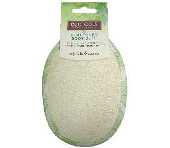 EcoTools Dual Sided Body Buff Pad