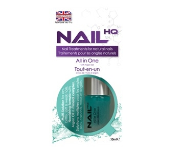 Nail HQ All In One Multi Solution Nail Treatment