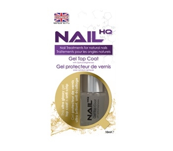 Nail HQ Gel Top Coat for Nail Protection