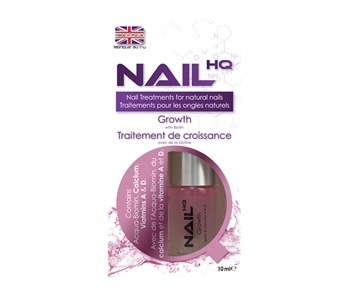Nail HQ Growth for Brittle Nails