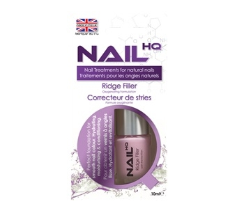 Nail HQ Ridge Filler for Thin Ridged Nails