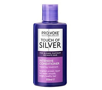 PRO:VOKE Touch of Silver Intensive Conditioner (200 mL)