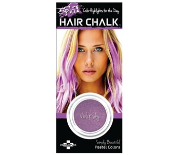 Splat Hair Chalk Highlights - Violet Sky - Splat | Farleyco Marketing