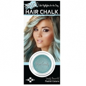How to highlight hair with splat chalk farleyco marketing inc splat hair chalk highlights mint candy420 pmusecretfo Image collections
