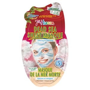 7th Heaven Dead Sea Sheet Face Spa