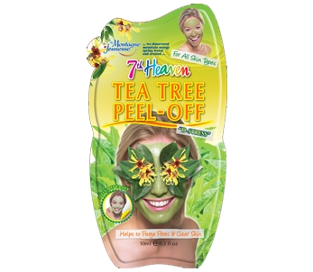 7th Heaven Tea Tree Peel-Off Mask (Single)