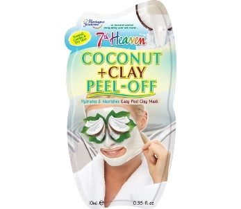 7th Heaven Coconut & Clay Peel-Off Mask (Single)