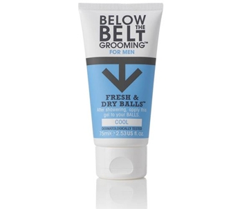 Below the Belt Fresh & Dry Balls (Cool)