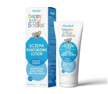 Happy Little Bodies Eczema Moisturizing Lotion (175mL)