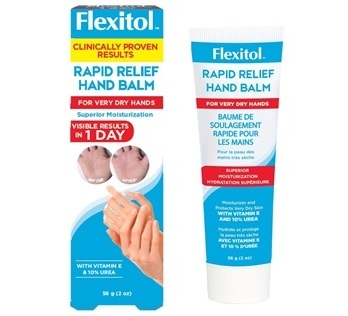 Flexitol Rapid Relief Hand Balm (56g)