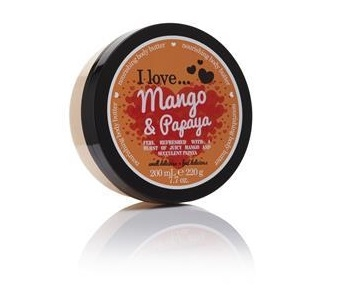 I Love Mango and Papaya Body Butter
