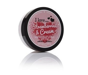 I Love Strawberries and Cream Body Butter