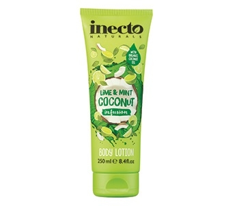 Inecto Infusions Zesty Coconut Body Lotion (250ml)