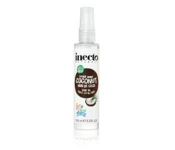 Inecto Naturals Shine Coconut Hair Oil (100ml)