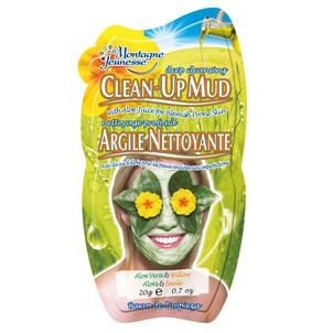 Montagne Jeunesse Clean-up Mud Face Masque