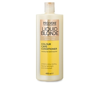 PRO:VOKE Liquid Blonde Colour Care Conditioner (400 mL)