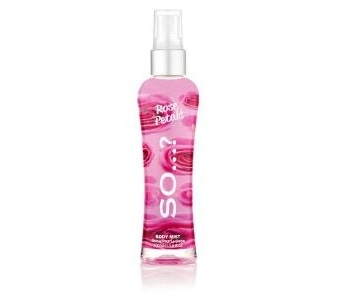 So...? Rose Petals Body Mist (100mL)