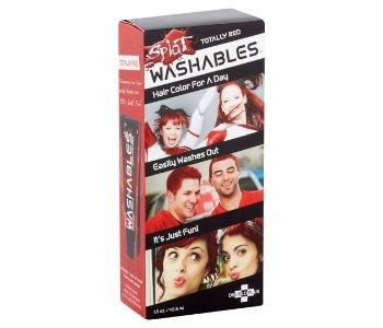 Splat Washables - Totally Red