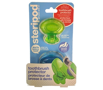 Steripod Toothbrush Sanitizer (2 pack)