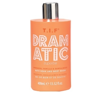 T.I.F. Dramatic Bath Soak & Wash (400mL)