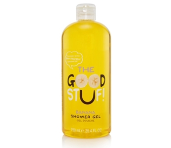 The Good Stuf! Banana Shower Gel (750 mL)