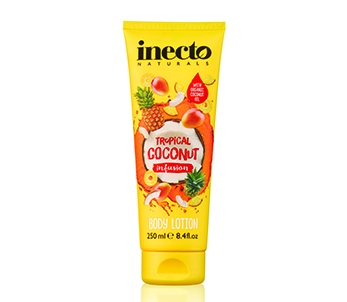 Inecto Infusions Tropical Coconut Body Lotion (250ml)