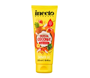 Inecto Infusions Tropical Coconut Shower Gel (250ml)