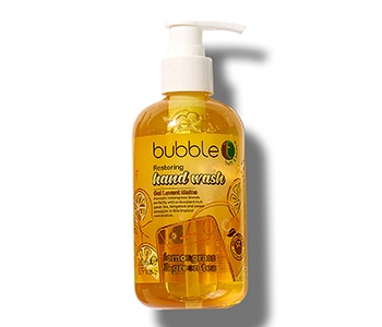 Bubble T Lemongrass & Green Tea Hand Wash (400mL)
